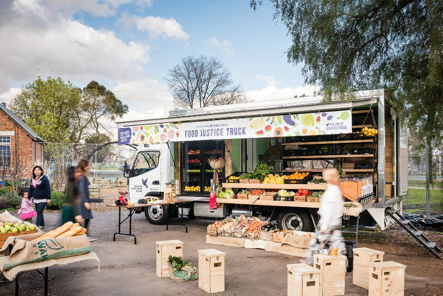 Food Justice Truck Thomastown @ Thomastown Primary School | Thomastown | Victoria | Australia