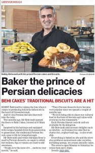 behi cakes