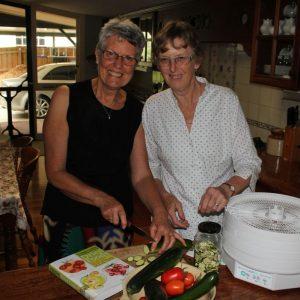 Success with a dehydrator @ Diamond Valley Library | Greensborough | Victoria | Australia