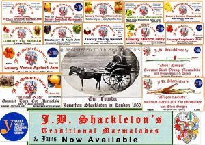 J.B. Shackleton's