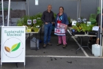 Macleod Organic Community Garden sold seedlings, potted and unpotted plants.