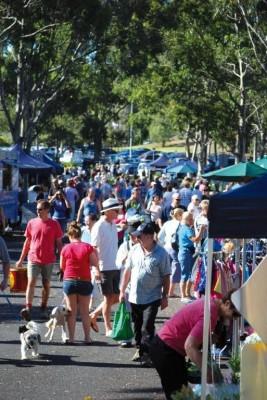 Kingsbury Drive Community Market