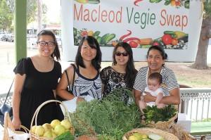 Macleod Veggie Swap