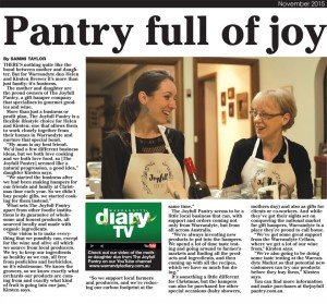 the joyfull pantry