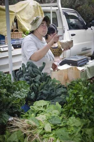 Kinglake Vegetables