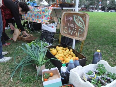 Fitzroy Urban Harvest Food Swap
