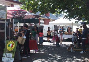Alphington Farmers' Market