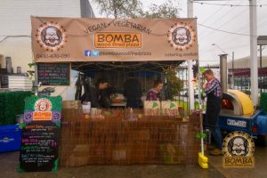 Bomba Wood Fired Pizza
