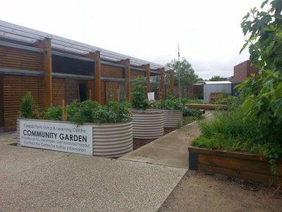 Creeds Farm Community Garden
