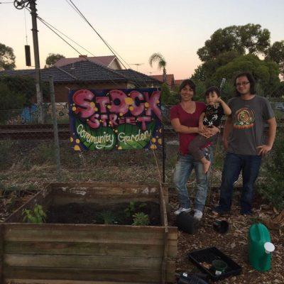 Stock Street Community Garden