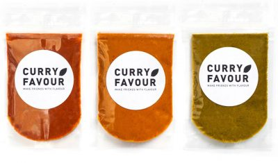 Curry Favour