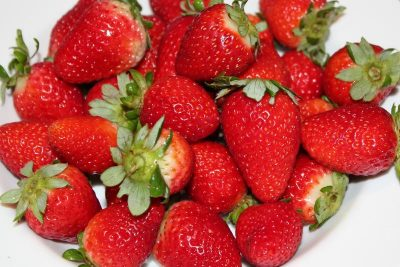 Spirli Strawberries