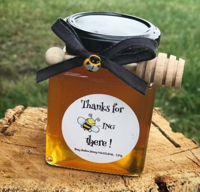 Bizzy Beehive Australian Honey