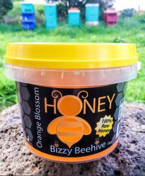 Bizzy Beehive Australian Honey