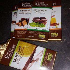 Cocoa Rhapsody