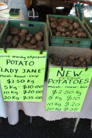 Gembrook Potatoes