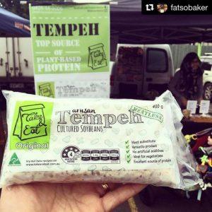 Take and Eat Tempeh