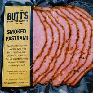Butt's Gourmet Smokehouse