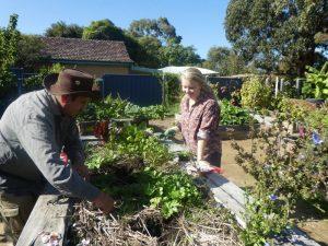 SpanCommunity House Community Garden
