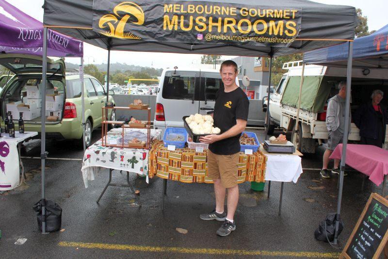 Melbourne Gourmet Mushrooms | | Local Food Connect