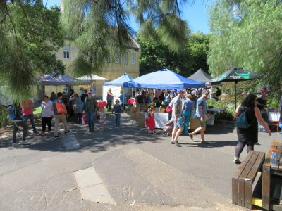 Abbotsford Convent Farmers' Market