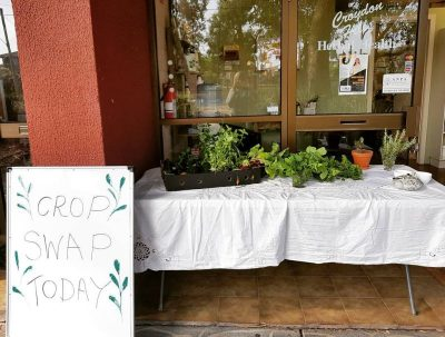 Croydon Herbal Health Crop Swap