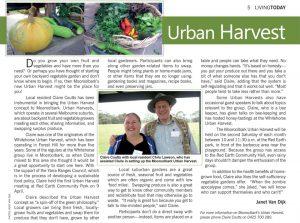 Mooroolbark Urban Harvest