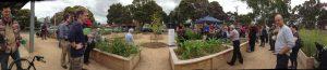 Sylvester Hive Community Garden