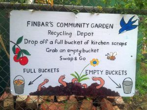 Finbar Neighbourhood Garden