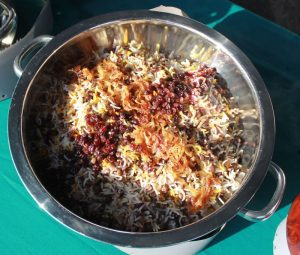Persian Plate
