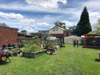 Luscombe Street Community Garden