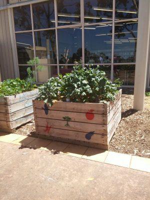 Garden of Plenty, Diamond Valley Library, Greensborough