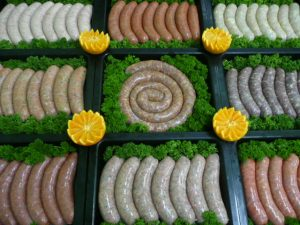 Lockton Farm Gourmet Sausages