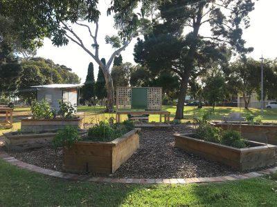 Reynard Street Community Garden