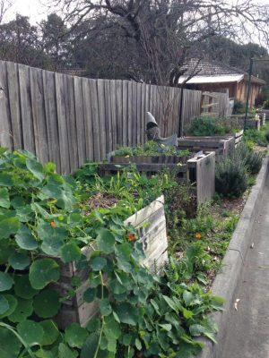 Tables Community Garden