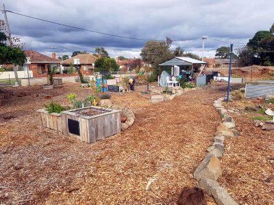 Links Community Garden Lalor