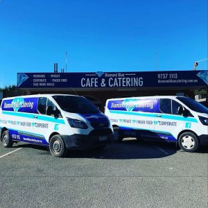 Diamond Blue Catering