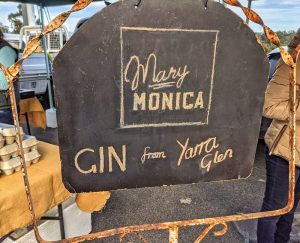 Mary Monica Gin