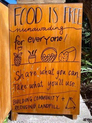 Food is Free Nunawading
