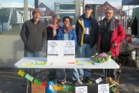 The Nillumbik Environment Action Group encouraged people to think about future plans for the Green Wedge.