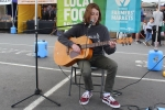 14-year-old Ari Danaher-Flavell, from Eltham, is a singer songwriter who plays guitar.