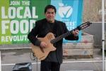 Bernardo Soler plays guitar: bossa nova, rumba flamenca, boleros (Spanish love songs), Latin and pop tunes.