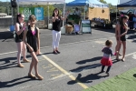 Joanne Abbott, professional dancer and director of Dance Extensions, from Eltham, presented dancing, games and more for children two years of age and older.