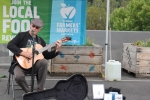 Dave Richard (half of Blue Tango), from Research, plays his own finger-style arrangements of classic pop songs on a nylon-string guitar.